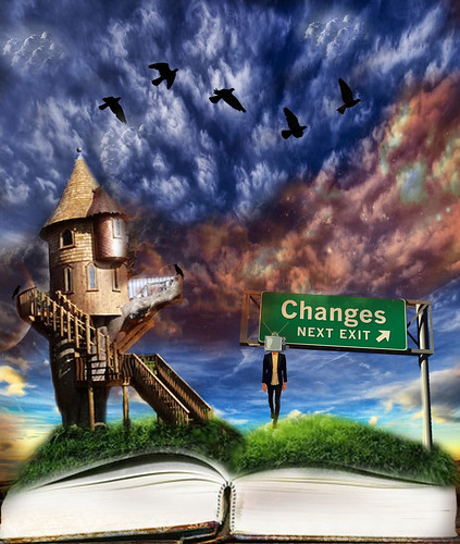 Changes | by Diana Boucino