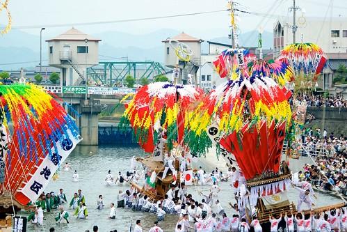 田川市 川渡り神幸祭 | by tanyorg