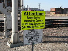 Railroad Warning [2]