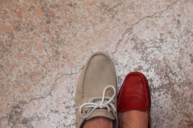 Roman Feet