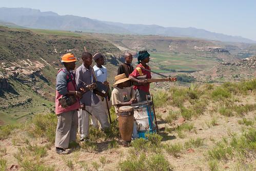 Malealea Band, Lesotho | by Di.Malealea