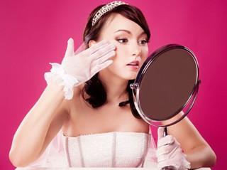 bride with a mirror | by mahmoud99725