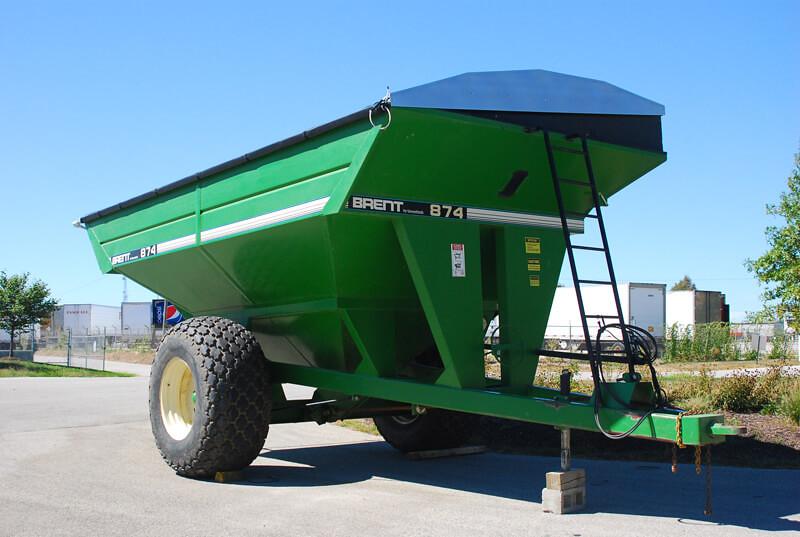 PowerLock & Kwik-Lock Grain   Aero Industries, Inc