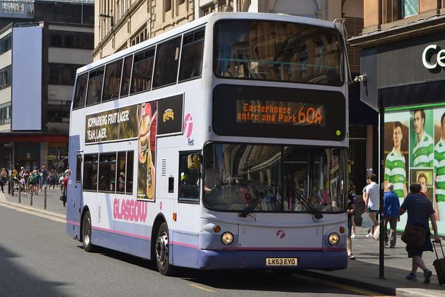 33371 LK53 EYO First Glasgow