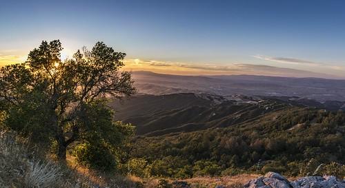 fremontpeak sanbenito gabilan sanjuanbautista sunset california nikon d3300