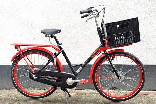 WorkCycles Gr8 Red-Black