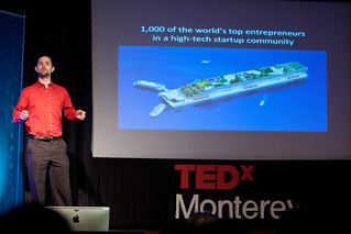 Max Marty - Blueseed | by TEDxMonterey