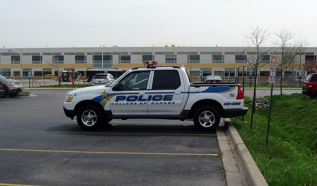 IL - College of Dupage Police Department