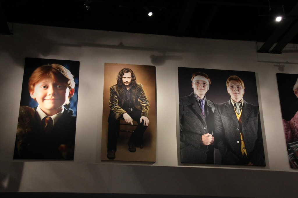 The Making of Harry Potter | Warner Bros Studio Tour ...