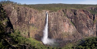 Wallaman fall panorama | by T.Rusling