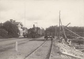 Storsjö järnvägsstation