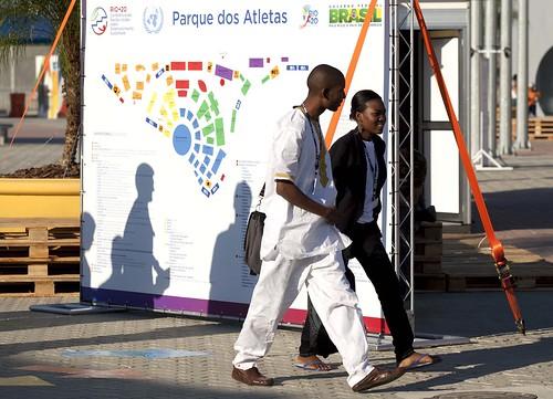 RIO+20 - Parque dos Atletas - Foto: Fernando Maia Riotur