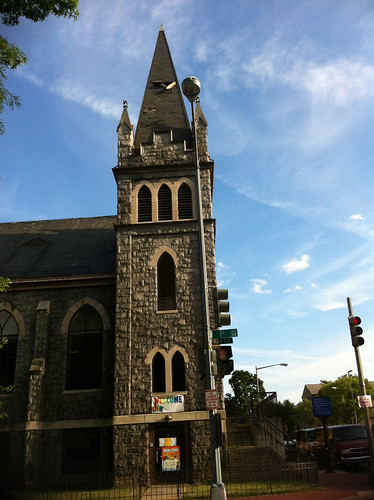Church at P and 6th NW
