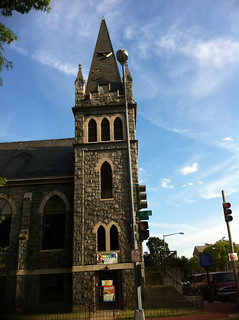 Church at P and 6th NW | by Mari InShaw