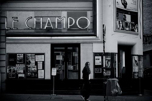 Le Champo, rue des Écoles | by Leveneur