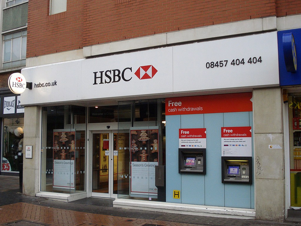 HSBC, Croydon, London CR0 | On North End  croydon randomness… | Flickr