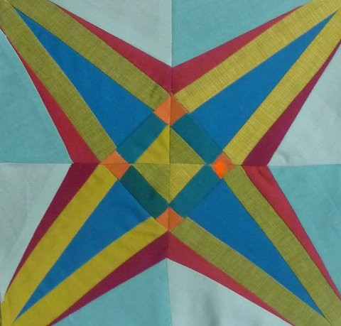 DHWQ Week 41 - Tiles | by Quiltjane