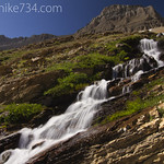 Creek off Matahpi Peak