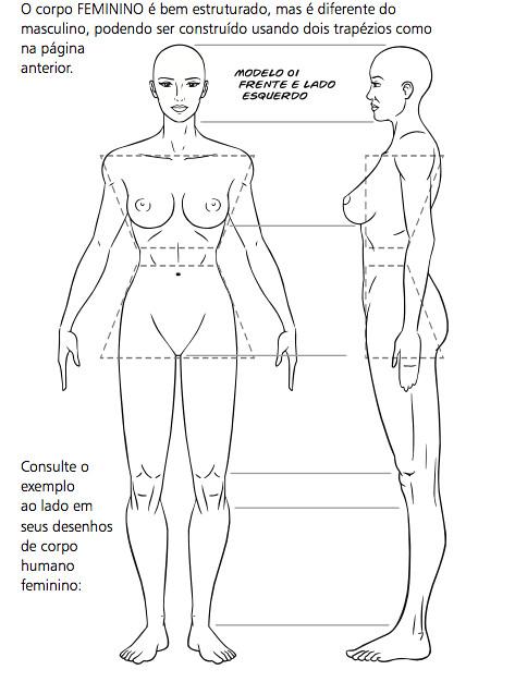 Curso Desenho Corpo Feminino J Lima Flickr