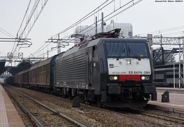 E189 994 CapTrain Italia