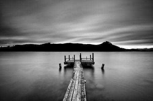 longexposure newzealand water clouds sunrise dawn nikon harbour jetty estuary filter northisland coromandel opoutere bwnd110 lee06gnd