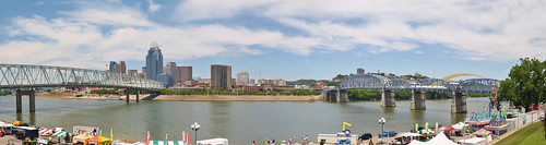 Cincinnati Panoramic | by Serge Melki