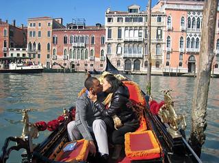Venice Loves Kisses by Janet Alegado | by mrbesilly