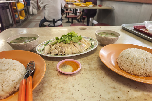 Tian Yuan Hainanese Chicken Rice | by jonolist