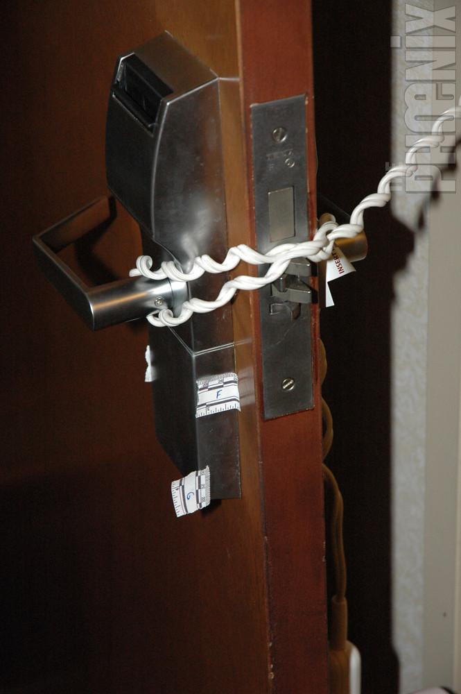 Craigslist Killer Crime Scene Marriott Hotel April 14 2009 ...