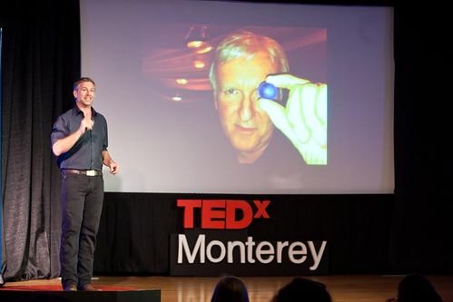 Wallace J. Nichols - James Cameron | by TEDxMonterey