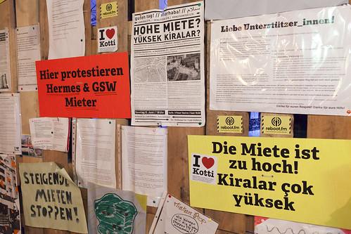 Halina beim Protestcamp Kotti & Co | by Halina_Wawzyniak