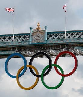 Olympic Rings 1 | by Derek John Lee