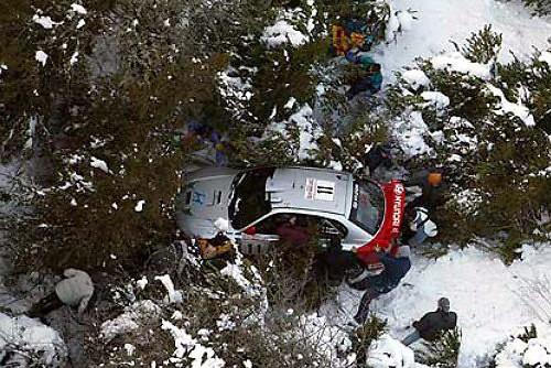 Hyundai Accent WRC – Montecarlo 2003