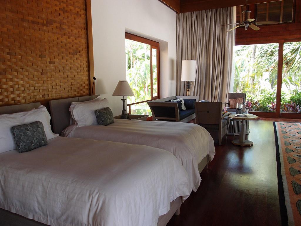 beach villa, Four Seasons Resort Langkawi