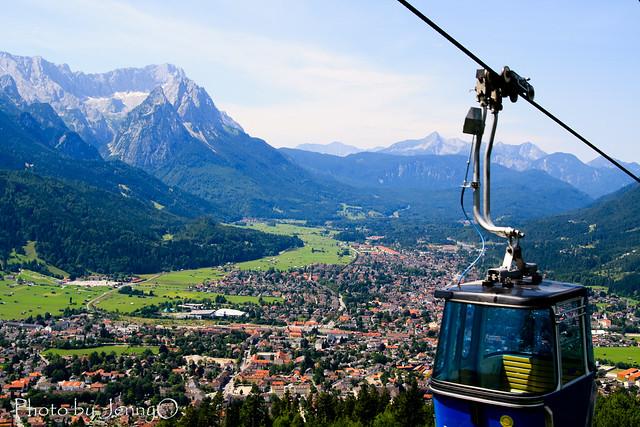 Garmisch-Partenkirchen Last Weekend Visit