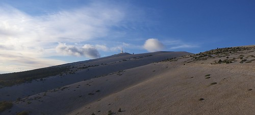 Ventoux a few kms below summit | by will_cyclist