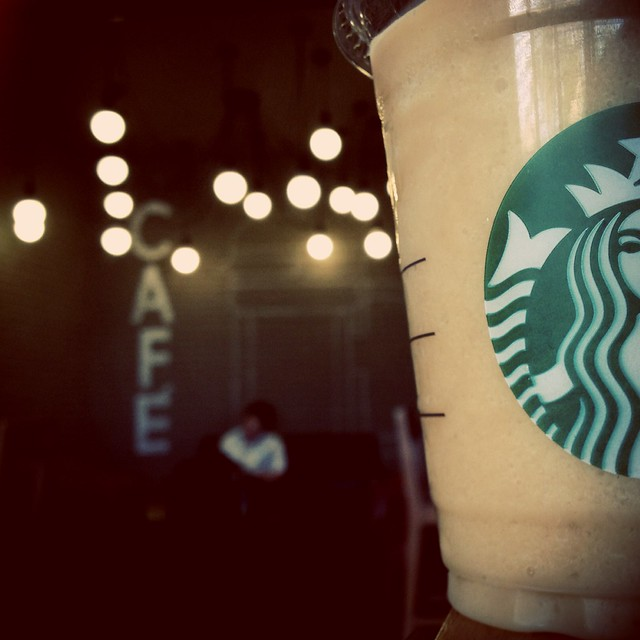 Frapuccino time
