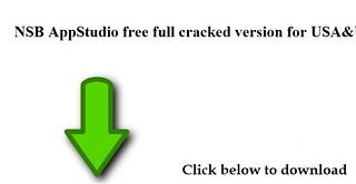 Download Nsb Appstudio Free Full Cracked Version For Usa U Flickr