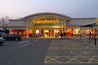 London / 倫敦 - Sainsbury's | by Blowing Puffer Fish