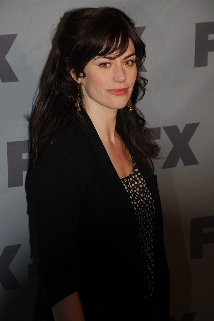 Maggie Siff- Sons of Anarchy