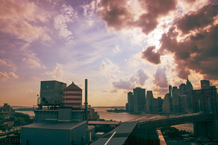 Clouds Over Manhattan | by joshkehn