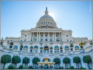 Washington Capitol Hill   by Arend Vermazeren