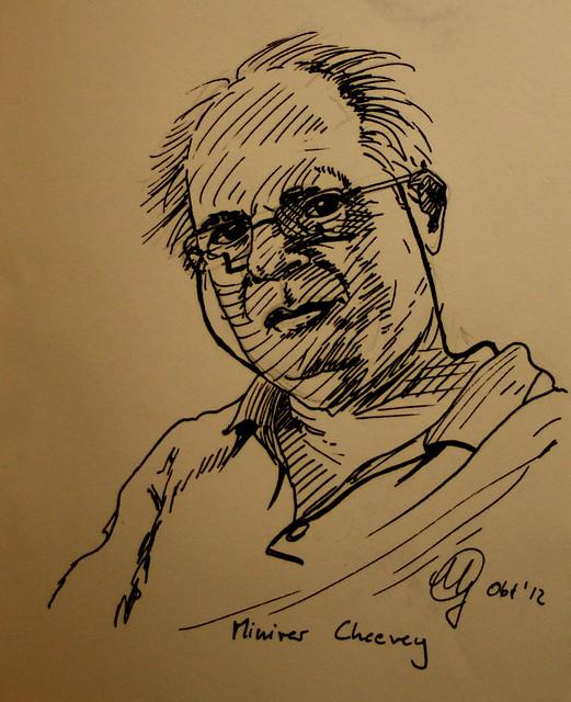 Portrait Miniver Cheevey
