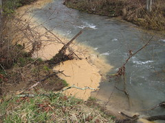 Paramont Drainage into South Fork Pound