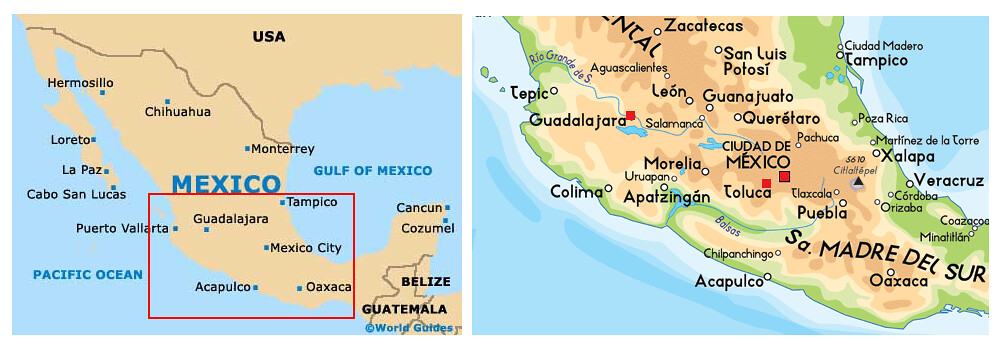 Belize Zoo Map