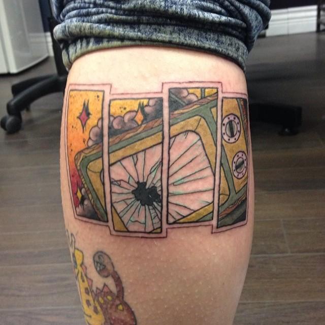 Cool punk rock tattoos