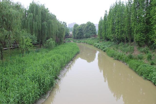 Jinsha Site River