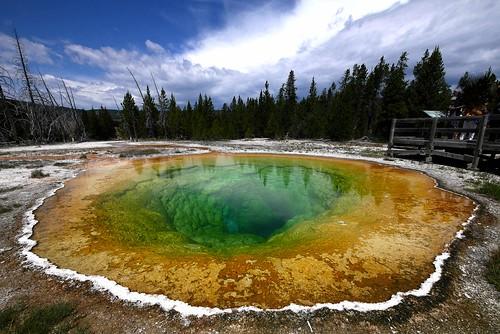 Morning Glory UWA, Yellowstone
