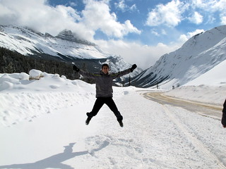 Icefields Jump | by Canadian Veggie