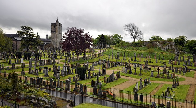 Church of the Holy Rude - Stirling - Scotland